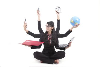 Scottish Law Accountants - Juggling Tasks